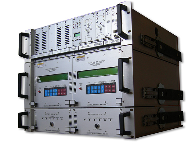 tfd8000 military grade time & frequency system