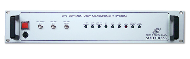 timetrace common view measurement system